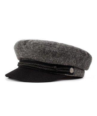 Brixton Fiddler Grey / Black