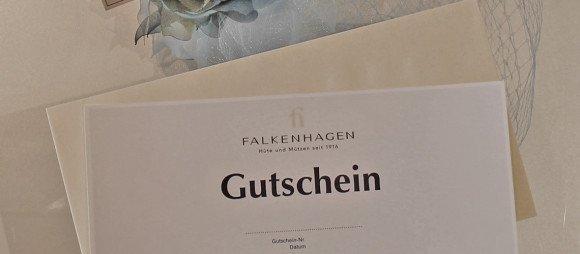 Falkenhagen Gutschein