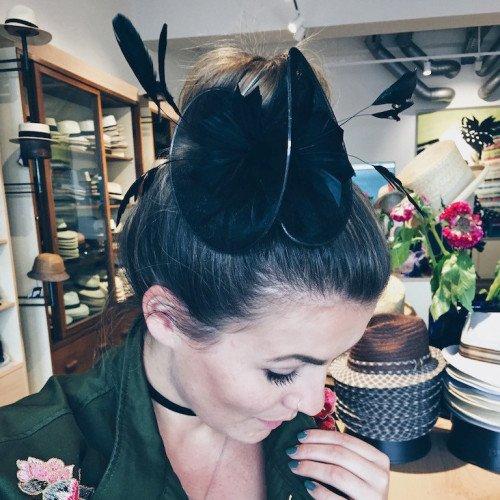 Fascinator Organza Twist | Bloggerin | Impulsee | Dajana Eder
