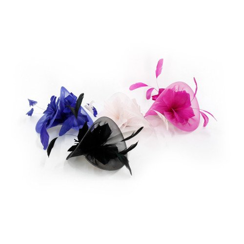 Fascinator Organza Twist