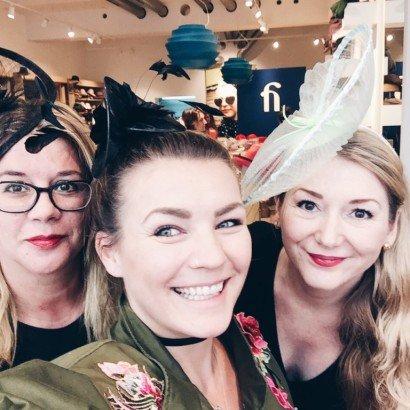 Promistadt.de | Hamburgs Promi Frauen | Claudia Schulz + Dajana Eder + Sandra Quadflieg