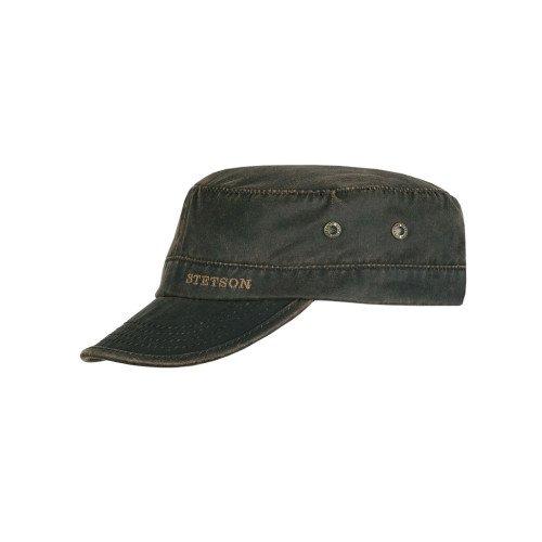 Stetson Army Cap Datto - Braun