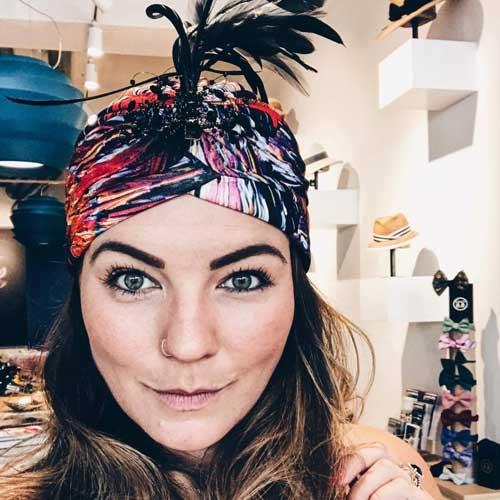 Turban Multicolor | Bloggerin Dajana Eder