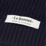 Le Bonnet Beanie - Dunkelblau