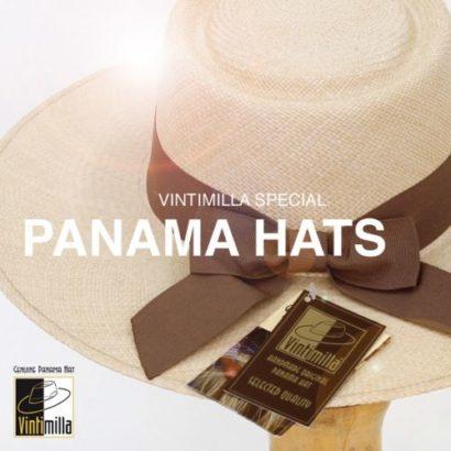 VINTIMILLA HATS | PANAMA HATS