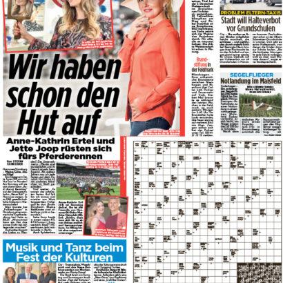 BLOG | Audi Ascot Hannover - BILD Hannover 14.08.2018