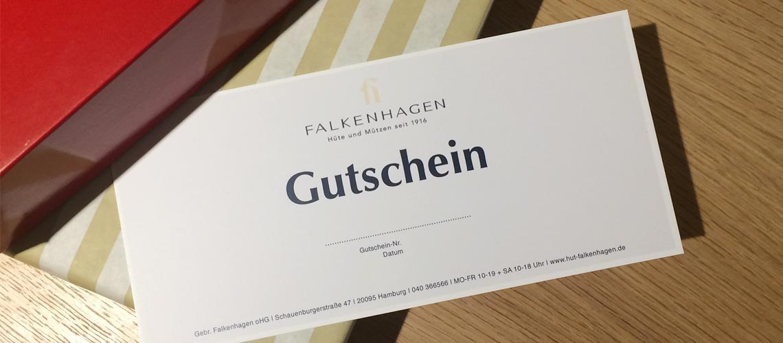 Header Gutschein Geschenk