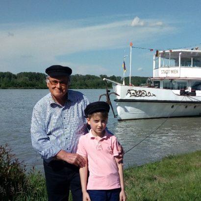 BLOG   Elbsegler Großvater & Enkel