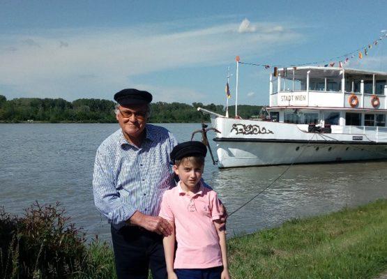 BLOG | Elbsegler Großvater & Enkel