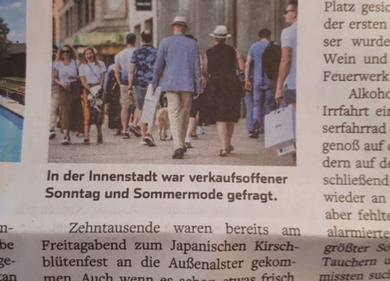 BLOG | Hamburger Abendblatt VOS