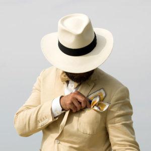 Panamahüte für Herren