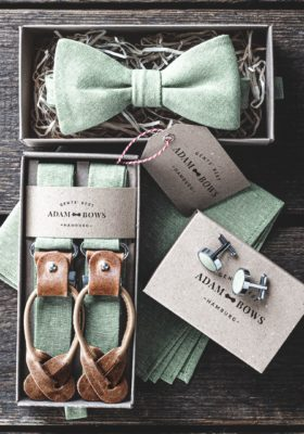 Adam Bows Set - Mint