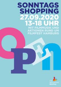 BLOG | 27.09.2020: Sonntagsshopping - FILMFEST