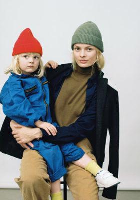 Le Bonnet Beanie Kids - Crimson