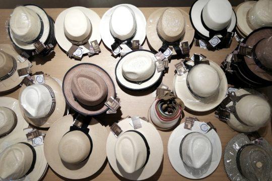 BLOG | Eine Reise 🧳 beginnt mit dem richtigen Hut ... ☺️☀️🤍🌾🌴🌵🔥