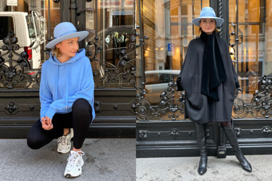 BLOG | How to style ... / WIE STYLE ICH ...